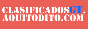 Anuncios en Guatemala