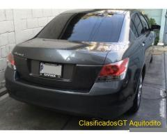 Vendo Carro Honda, Accord | 2010