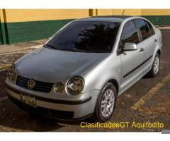 Volkswagen Polo de Agencia