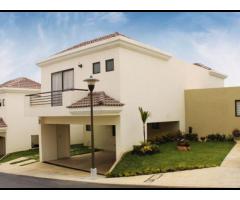 Vendo Casa en Residenciales