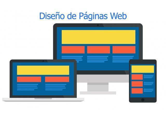 Diseñamos Páginas Web para tu Negocio