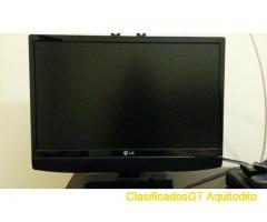 Ganga!! Vendo Televisor LG de 20 pulgadas con 3 meses de uso