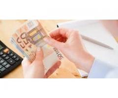Oferta de préstamo entre particular